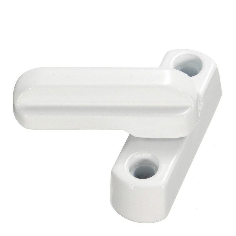 Heißer Verkauf Universal Upvc Aluminium Fenster Tür Schärpe Jammer Zusätzliche Sicherheit Schaukel Schlossfalle Home Gehäuse Sicher Up-To-Date-Styling