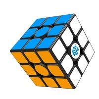 UTOYSLAND 60 pcs GAN356 Air SM Magnetic Version Speedcubing 3x3 Magic Cube for Competition Black