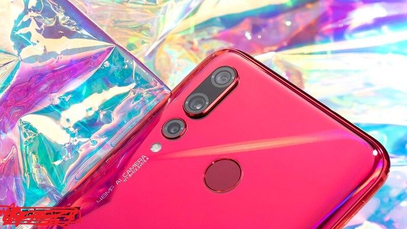 Global Rom Huawei Nova 4 8GB 128GB 48MP 6.4 inch Full Screen nova4 Kirin 970 Octa Core Phone 8G RAM Micro-Intelligent i7 Android