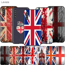 Lavaza Anh Anh anh Cờ Anh Ốp Lưng dành cho Samsung Galaxy Samsung Galaxy S6 S7 Edge J6 S8 S9 S10 Plus A3 A5 a6 A7 A8 A9 Note 8 9(China)