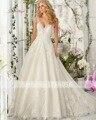 New Designer V Neck Appliques A Line Lace Vintage Wedding Dress 2016 Sexy Backless Beading Embroidery Vestido De Novia Plus Size
