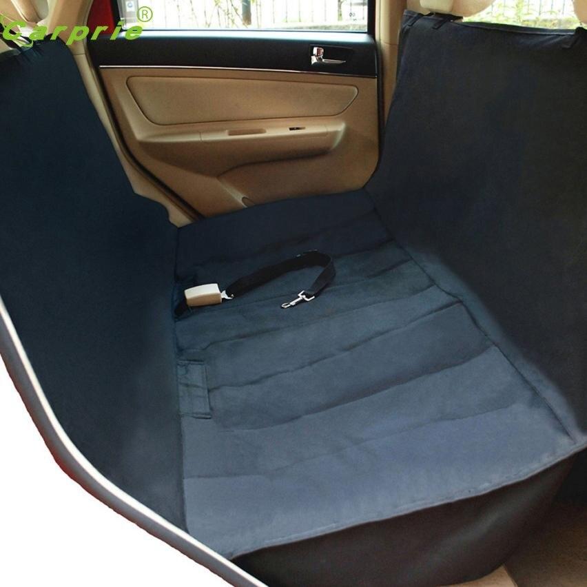 Новое поступление Водонепроницаемый ПЭТ сиденья Pet Автокресло пояс для автомобилей машинная стирка JR17