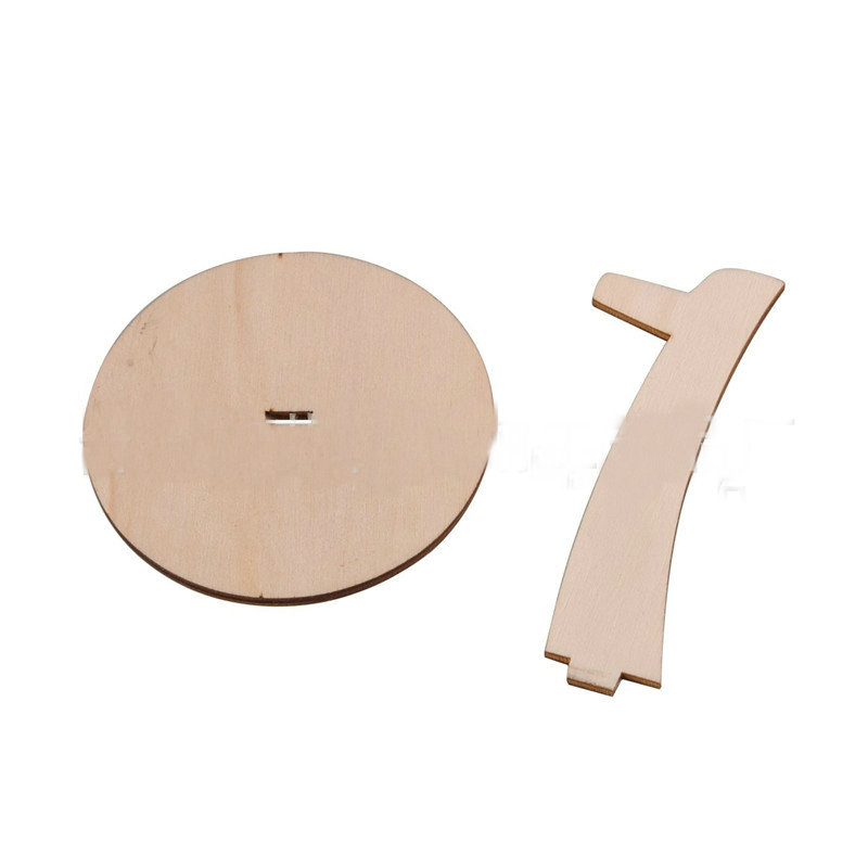 Wooden Table Numbers Sign 1-20 Wedding Party Wood Plate Signs Place Holder Table Number Figure Card Digital Seat Decoration