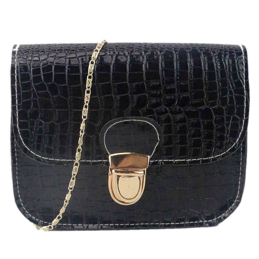 OCARDIAN NEUE Luxus Designer Frauen Mode Krokodil Muster Handtasche Schulter Tasche # p