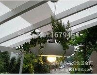 Beautiful 2pcs LED 5w LED Pendant Light Garden Lamp Aluminum Used For The Study And The