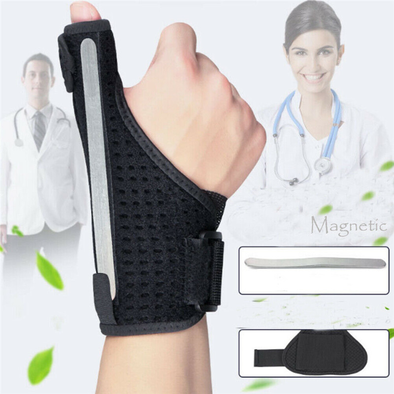 Unisex Sports Wrist Band Brace Wrap Adjustable Support Gym Strap Carpal Tunnel Bandage Anti-ankle Arm Warmers