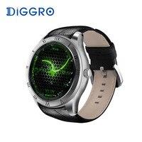 Diggro DI05 Smart Watch WIFI GPS MTK6580 Bluetooth 4 0 512MB 8GB Support 3G NANO SIM