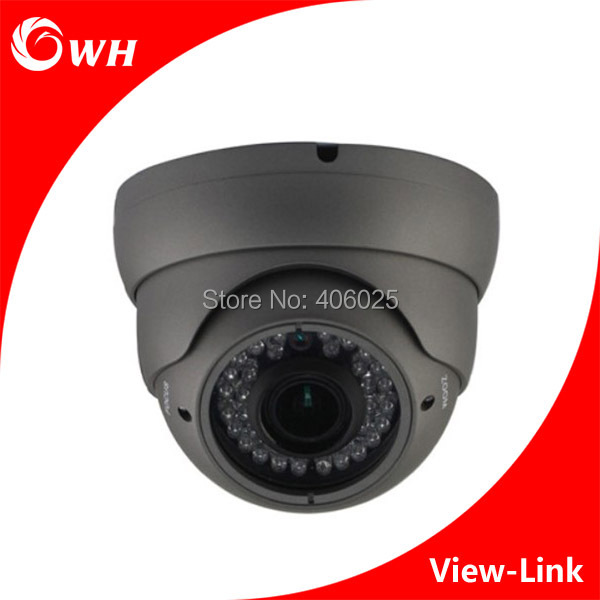 CWH-A4008 HD Analog AHD Camera 1080P Metal Housing 2MP Dome Camera Indoor Use with 2.8-12mm Lens 20-30M IR Night Vision 4 in 1 ir high speed dome camera ahd tvi cvi cvbs 1080p output ir night vision 150m ptz dome camera with wiper