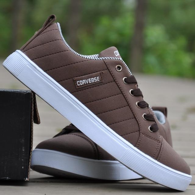 Free Shipping Casual Shoes For Men Fashion Shoe Men Canvas Man