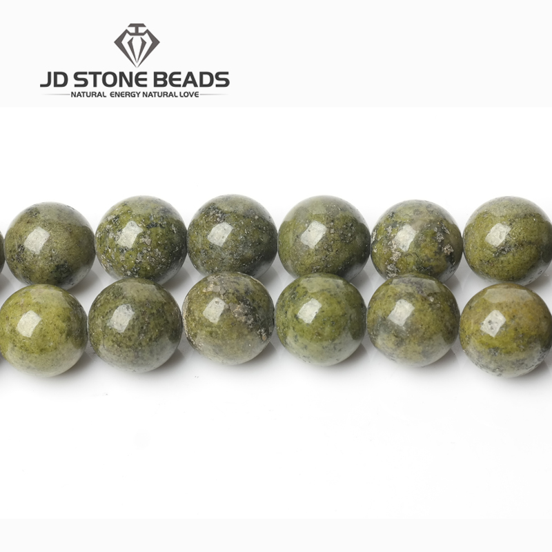 Free Shipping Green Lapis Natural Round Beads For DIY Necklace Bracelet Accessory Jewelry Making Pick Size 6 8 10 Mm