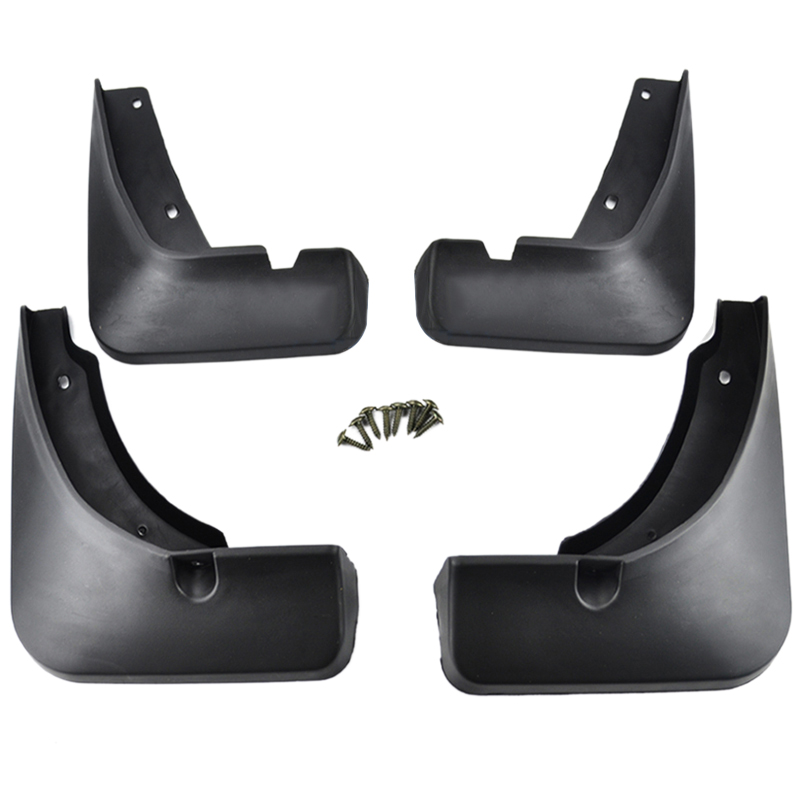 NEW-For Molded Mud Flaps for <font><b>Geely</b></font> <font><b>Atlas</b></font> Emgrand X7 Sport 2016 - 2019 Mudguards Splash Guards Mudguards Mud Flaps Proton X70 2 image