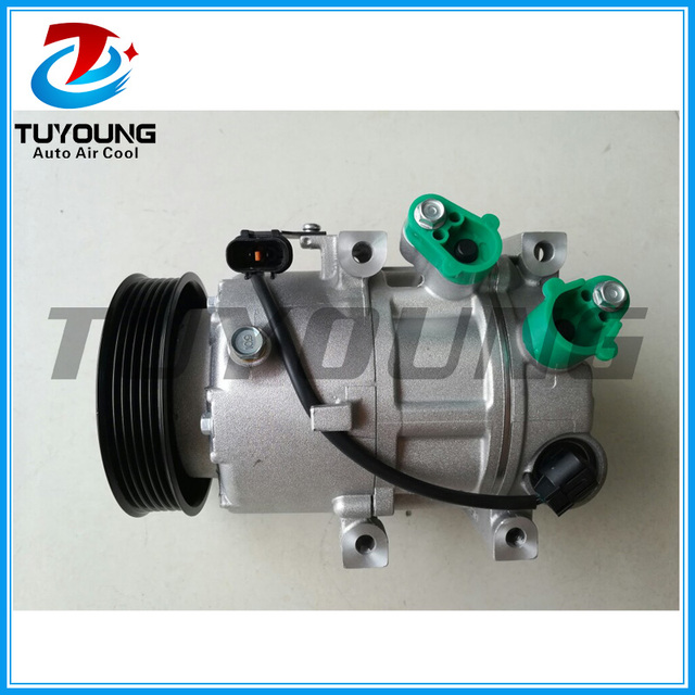 Quality Auto Parts >> High Quality Auto Parts A C Compressor Vs16n For Hyundai Sonata Kia