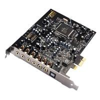 Original 1PCS For Creative SoundBLASTER LIVE 7.1 Channel Internal Surround PCI Sound Card A5 Signal to noise ratio 106db Black