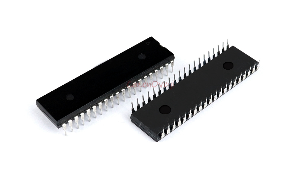 1pcs/lot MOS 8501 MOS 8502  8501R1 DIP-40