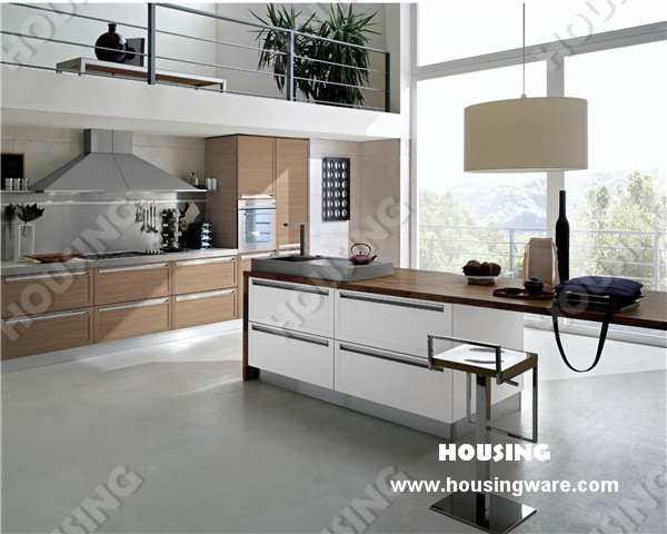 Wholesale And Customized High Gloss Mdf Timber Veneer Kitchen In Kitchen Cabinets From Home Improvement On Aliexpress Com Alibaba Group