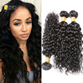 Cheap Human Hair Wet and Wavy Whole sale lots free shipping 10 pieces 7A Unprocessed Aliexpress Peruvian Virgin Hair Water Wave