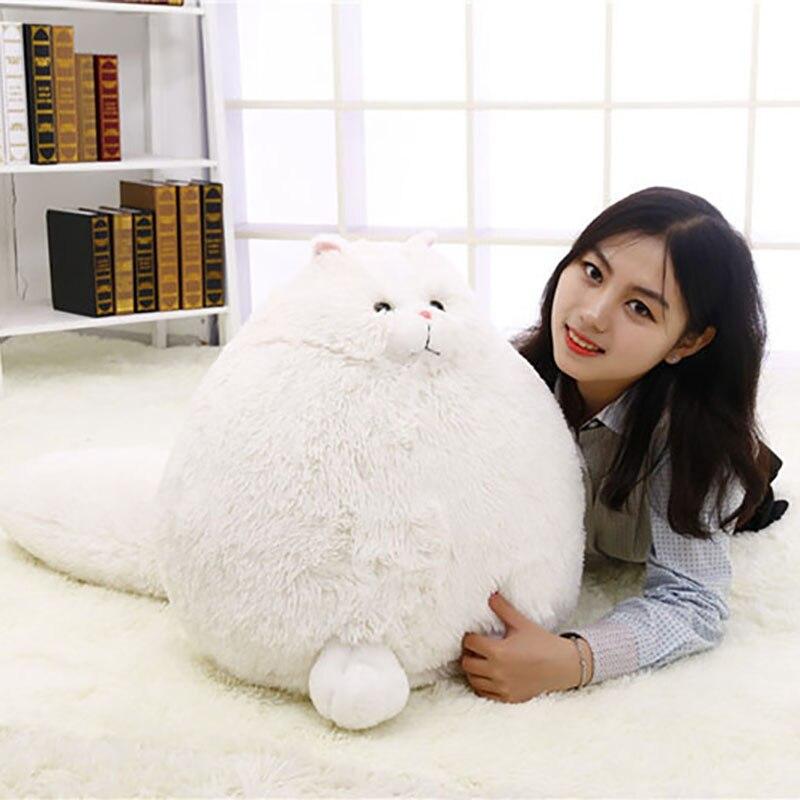 Fat Pet Cats Persian Cat Toys Pembroke Pillow Plus...