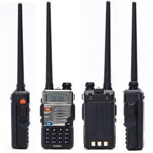 Image 3 - BAOFENG UV 5RE Tri power 8 Вт/4 Вт/1 Вт 10 км портативная рация высокой мощности cb HAM двухстороннее радио обновление UV 5RE