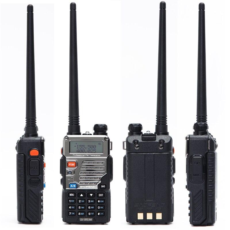 Image 3 - BAOFENG UV 5RE Tri power 8W/4W/1W 10km long range HIGH POWER  Handheld walkie talkie cb HAM Two way Radio upgrade of UV 5REpowerful  walkie talkiesbaofeng uv-5r 8wuv-5r 8w