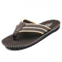 2017 Nieuwe Collectie Zomer Cool Mannen Slippers Britse Stijl Boardered Strand Sandalen Non-slide Mannelijke Slippers Zapatos Hombre BF40