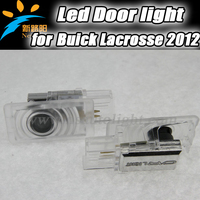 2pcs Lot Car Led Courtesy Door Laser Shadow Logo Welcome Ghost Shadow Projector Lights For Buick
