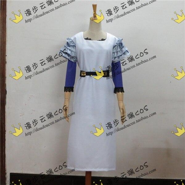 Anime Tokyo Ghoul Kamishiro Rize Cosplay šaty Dámský Halloween kostým na zakázku