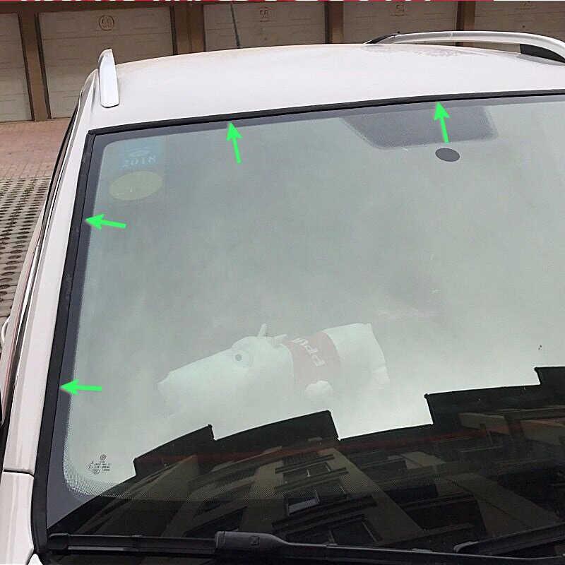 100 centimetri Car Anteriore Lunotto Posteriore Parabrezza Insonorizzate Striscia di Tenuta Per Audi A4 B7 B5 A6 C6 Q5 A3 Honda Civic 2006-2011 Fit Accord CRV