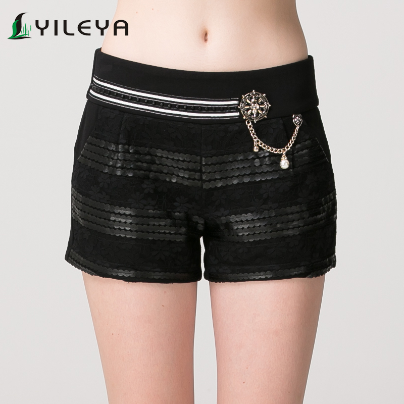 Compare Prices on Women Black Dress Shorts- Online Shopping/Buy ...
