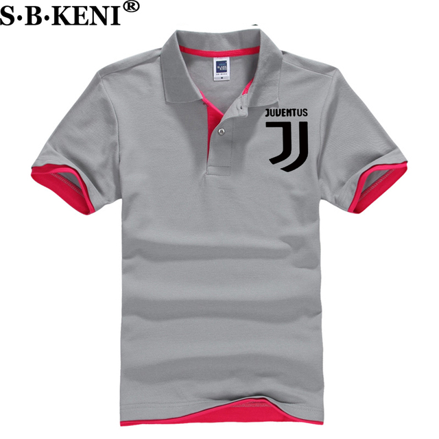 Juventus 2018 Mens Polo homme For Men Desiger Polos Men Cotton Short Sleeve  Shirt Clothes Jerseys Qolftennis Plus Size Abarth 0ab0e5f1f