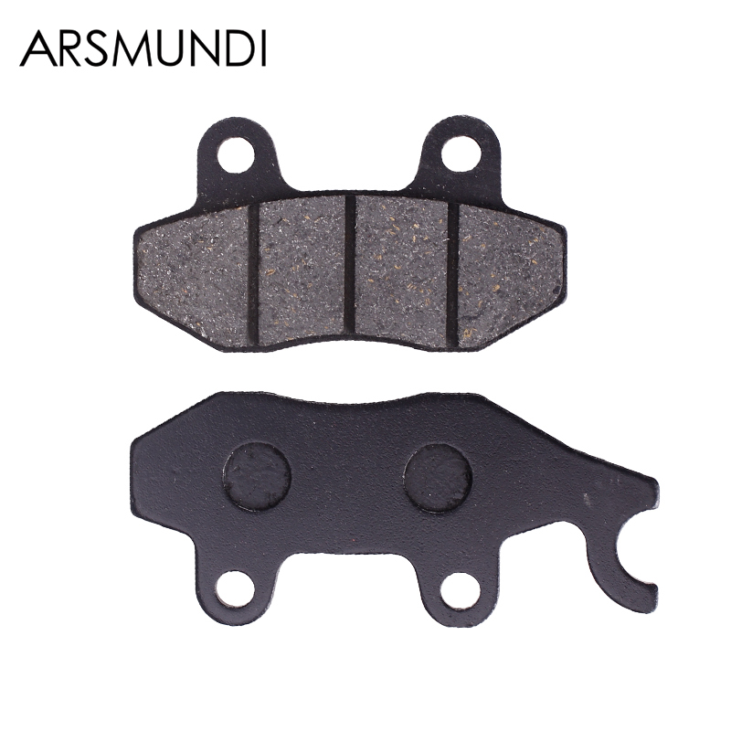 Motorcycle High Quality Front Brake Pads Disks Shoes FOR Yamaha TTR250 TTR 250 Motorcycle Accessories keoghs real adelin 260mm floating brake disc high quality for yamaha scooter cygnus modify