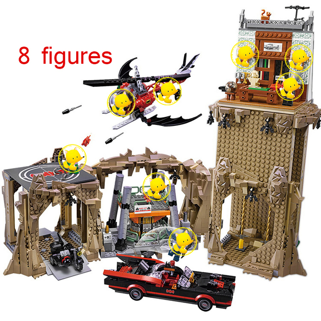 Buy 2566pcs lepin super heroes building for Modele maison lego classic