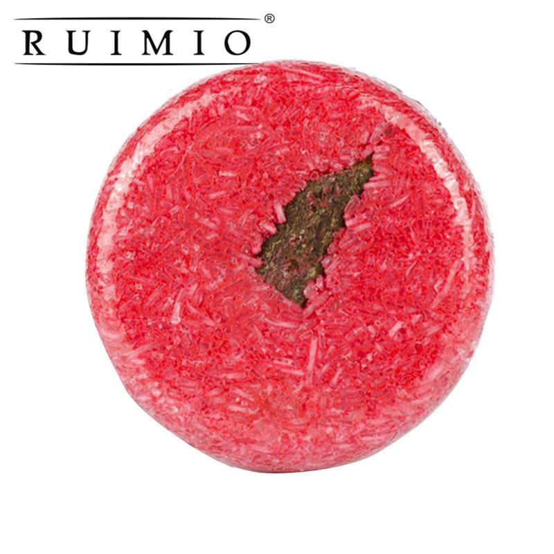 RUIMIO Kvinder Mænd Skønhed Mode Håndlavet Bath Bar Sæbe Hårvækst Sæbe Bar til Hårtab Rengøring Anti Acne Oil Soap Cold Proce
