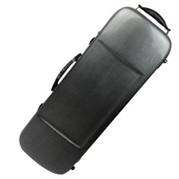 New Light High Quality Composite Carbon Fiber 15 17 Viola Case Adjustable Viola Case Bow Holders