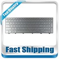 US Laptop Keyboard With Backlit For Dell Inspiron 15-7000 7537 7737 Series  Silver 087YTJ KK7X9 0KK7X9 NSK-LG0BW 1D 9Z.NAUBW.01D