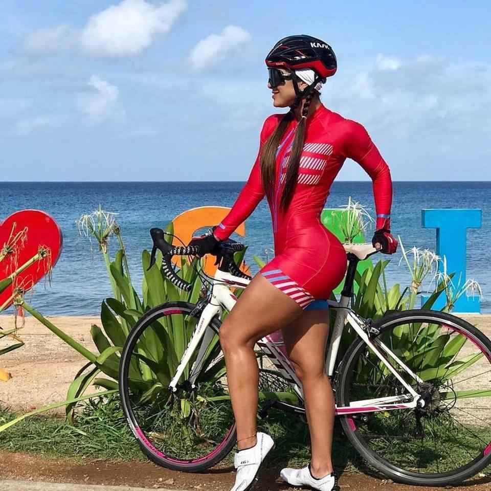 2018 Women Wielertruien triathlon skinsuit Wear better Top PRO TEAM AERO CYCLING Jerseys Bike clothes ciclismo Fietsen Sets
