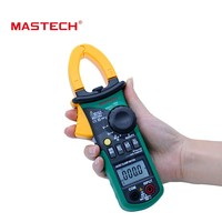 4000 Counts Digital Clamp Meter MS2108A Clamp Multimeter DC/AC Voltmeter Current Meter Resistance Capacitance Frequency Tester