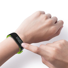 Smart Bracelet Blood Pressure Pulsometer Heart Rate