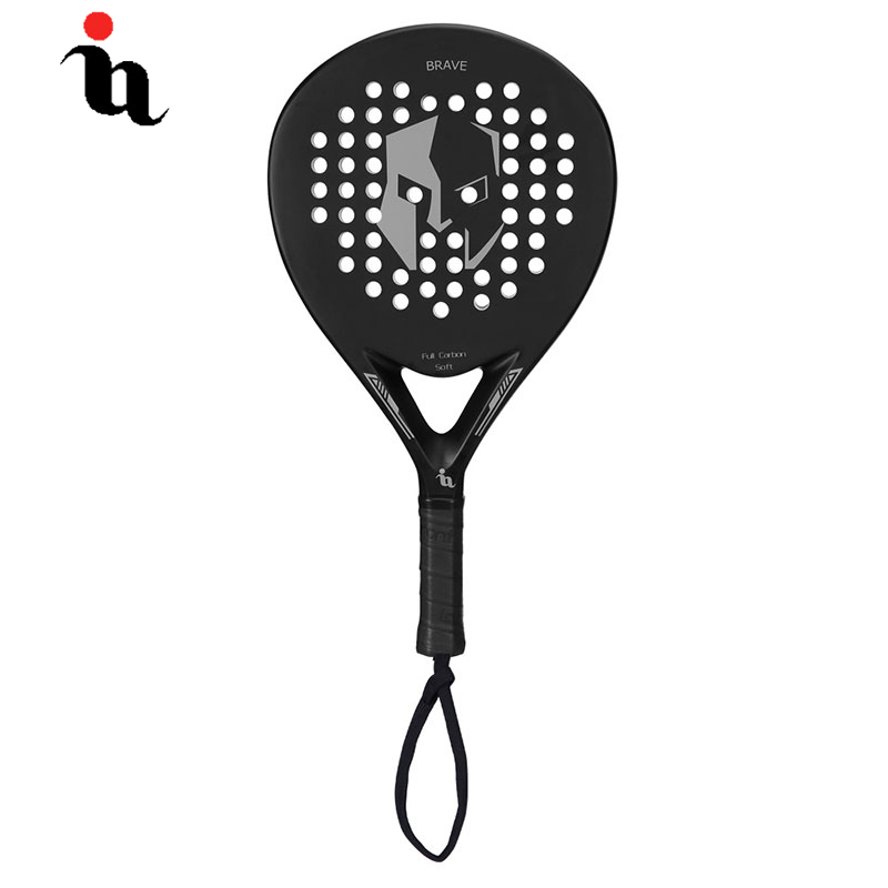Sport & Unterhaltung Ianoni Paddleball Schläger Männer Heißer Padel Raqueta Kühlen Transformatoren Muster Volle Carbon Faser Eva Professionelle Over Cricket Bat Zahlreich In Vielfalt