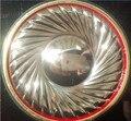 50mm speaker unit titanium film double copper ring 42ohms