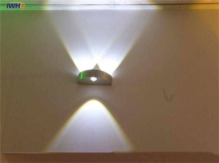 W led wandlamp moderne ac v voor thuis badkamer slaapkamer