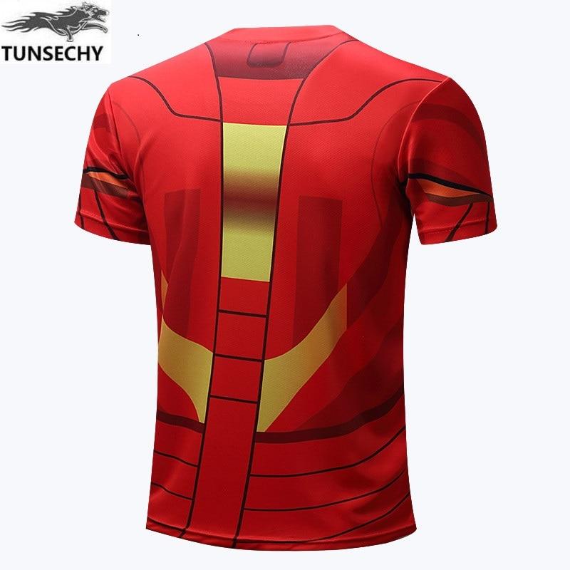 Batman Spiderman Ironman Superman Captain America Winter soldier T shirt Avengers Costume Comics Superhero mens 76