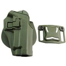 Охота Gun Аксессуары Airsoftsports Tactical Сокрытие Пистолет Пистолет Кобура Ipsc Sig Sauer P226 220 228 229 Черный Коричневый Зеленый