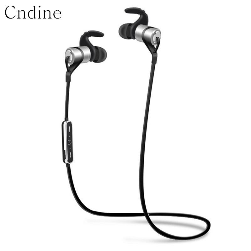 Bluetooth 4.1 Earphones Magnet Sport Headset Secure Magnetic Earbuds for Gym with Microphone Stereo Wireless Earphones enterprise secure wireless authentication eswa