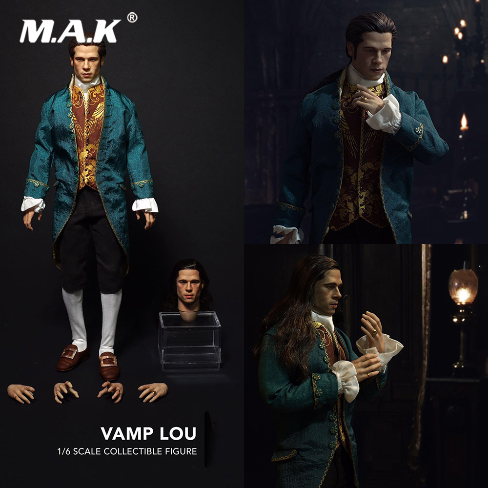 Vampire Louis 1//6 Scale Action Figure Model Interview with the Vampire In Stock