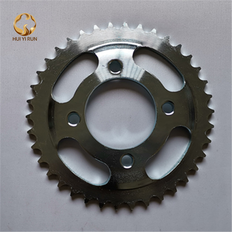 motorcycle <font><b>sprocket</b></font> 428-<font><b>38T</b></font> Teeth Convex For 428Chain With Retainer Plate Locker Motorcycle image