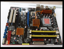 original Desktop motherboard for P5Q PRO DDR2 LGA 775 boards 16GB P45 Desktop Motherboard Free shipping