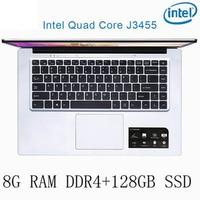 os שפה P2-14 8G RAM 128g SSD Intel Celeron J3455 מקלדת מחשב נייד מחשב נייד גיימינג ו OS שפה זמינה עבור לבחור (1)