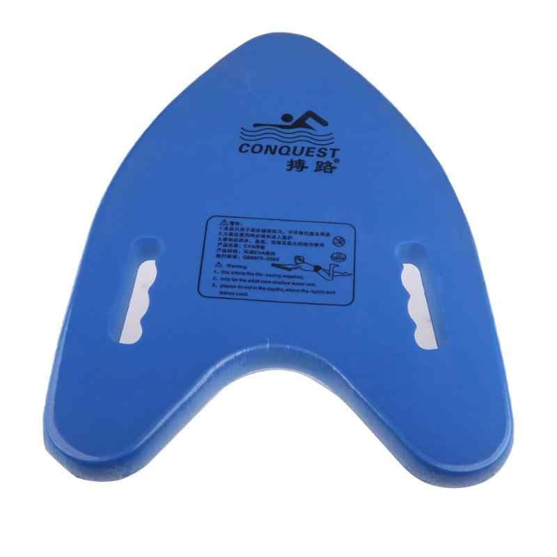 กระดานว่ายน้ำว่ายน้ำกระดานลอยแผ่น EVA Swimmer Body Boards ใหม่ Kickboard สระว่ายน้ำการฝึกอบรมเครื่องมือสำหรับผู้ใหญ่