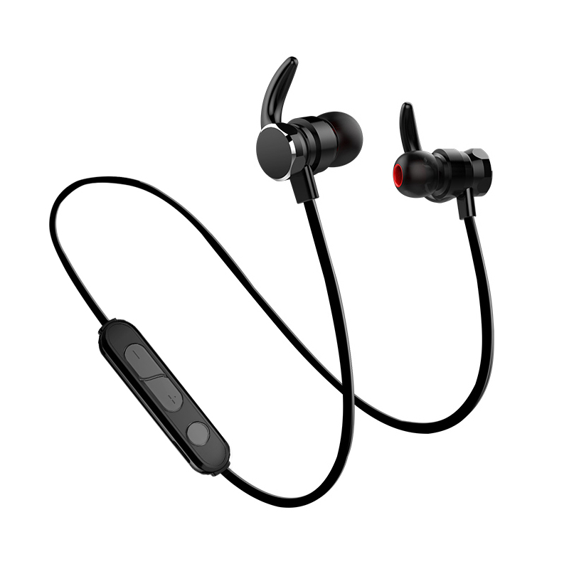 GEXIANG X3 Bluetooth Earphone Wireless Headphone Gym Sport Headphone bass bluetooth earphone Earbud Neckband With mic for phone