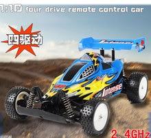 FC082 baru rc racing mobil buggy 2.4G 1/10 30-40 km/h 4WD Off-Road kecepatan Tinggi elektronik remote control Rakasa Truk vs K949